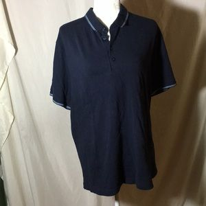 Liz Claiborne Short Sleeve Polo